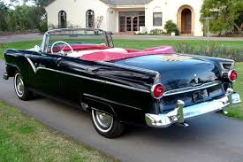 ford convertible ford fairlane sunliner convertible lhd auctions lot 15 shannons