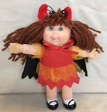 Cabbage Patch Doll Halloween Costume Cabbage Patch Halloween Costume Collection Ebay