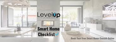 smart home checklist u2013 level up your home