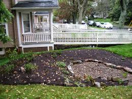 stormwater central dalhousie rain garden is complete