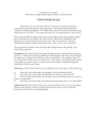 pharmacy admission essay samples internship essay sample atarprod info medical internship experience essay