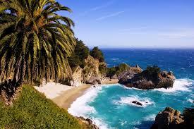 San Diego Beaches Map by The Best Big Sur Coast Beaches Californiabeaches
