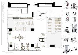 stylish gym floor plan remarkable 13 home gym floor plan business