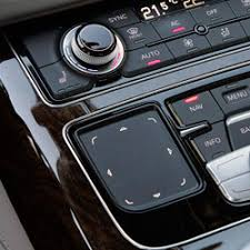 audi bringing nav display optional touch pad to 2012 a6 and