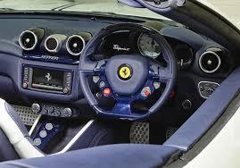 Ferrari California Specs - specification image modification exterior interior price review