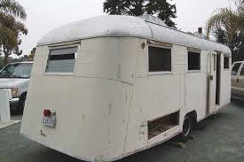 vintage trailer junkyards from oldtrailer com