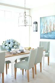 beach decor dining room furniture themed cottage style table set
