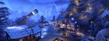 winter festival of simril neverwinter