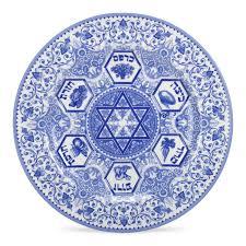 sedar plates spode judaica seder plate spode usa