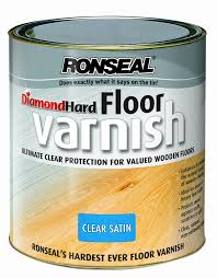 Ronseal Laminate Floor Seal Ronseal Dhfvs25l 2 5l Diamond Hard Floor Varnish Satin Amazon Co