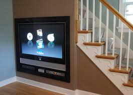 Below Stairs Design Incredible Tv Under Stairs Design 16 Interior Design Ideas And