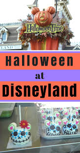 magical halloween tricks and treats at disneyland in fall