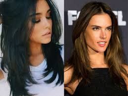 hairstyles for thin hair celebrity hairstyles to inspire fine hair super cool layered hairstyles for fine hair hairdrome com