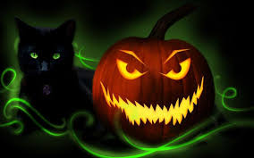 cat halloween background images halloween wallpapers free android apps on google play