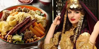cuisine berbere vidéo quand l héritage berbère marque la cuisine et l habit