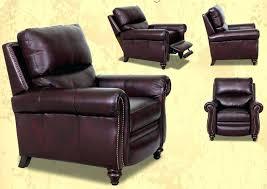 barcalounger premier reclining sofa barcalounger leather recliner leather manual recliner barcalounger