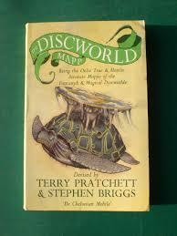 Discworld Map The Discworld Mapp By Stephen Briggs Abebooks