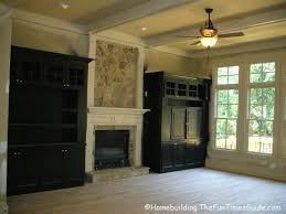Fireplace Bookshelves by Built In Bookshelves Add A Quality Touch To Custom Homes A Photo