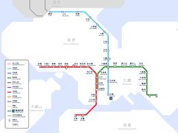 Hong Kong Mtr Map Hong Kong U2013 Dr Beeching In Reverse Esngblog