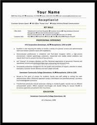 doc 8001035 receptionist cover letter u2013 best receptionist cover