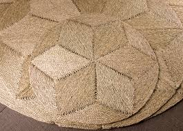 Round Seagrass Rug by Installing Seagrass Rugs For Room Porch U0026 Living Room
