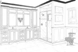 exellent master bathroom floor plans with walk in closet bedroom