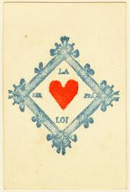 images for u003e ace playing card vintage graphic package design