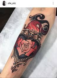 diamond tattoo neo traditional download heart tattoo neo traditional danesharacmc com
