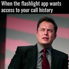 Memes App - dopl3r com memes when the flashlight app wants access to your
