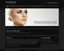 professional makeup artist websites how to make a makeup artist portfolio makeup vidalondon