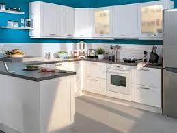 cuisine sol gris charming cuisine blanche et marron 10 indogate salle de bain