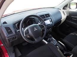 Mitsubishi Outlander Sport 2013 Interior 2014 Mitsubishi Outlander Sport Review Car Reviews
