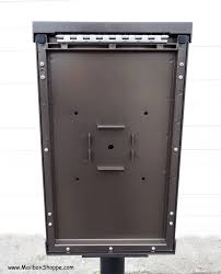 Whitehall Wall Mount Mailbox Discount Whitehall Balmoral Mailbox And Post Package Sale