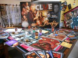 review firefly clue the disgruntled individual