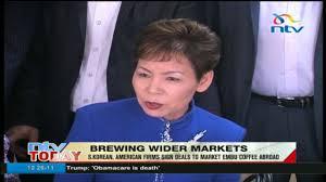 south korean american firms sign deals to market embu coffee