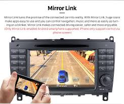 android 7 1 1 gps navigation system for 2006 2011 mercedes benz