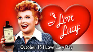 october 15 i love lucy day today day info