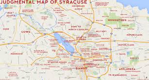 Map Ny Judgmental Maps Syracuse Ny By Anonymous Copr 2016 Judgmental