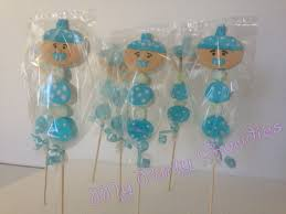 baby shower marshmallow pops baby shower favor by mypartygoodies
