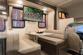 Class C Floor Plans by Chateau Class C Motorhomes Thor Motor Coach