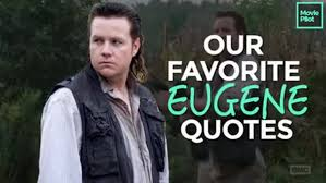 the walking dead season 7 eugene is now negan what is his plan