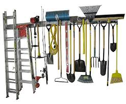 Garage Tool Organizer Rack - tool storage rack amazon com