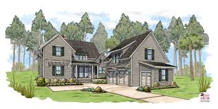 Sloped Lot House Plans Randy Jeffcoat Builders Hampton Lake