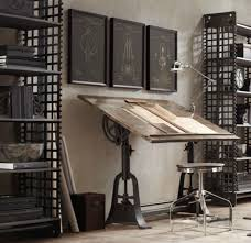 cast iron drafting table furniture finds drafting table from restoration hardware