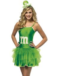 domo halloween costume m u0026m sassy green mini tutu costume u2013 costume zoo
