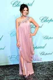Draped Gown Draped Gown News And Photos Perez Hilton