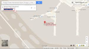Chicago O Hare Airport Map by Map United States East Google Images East Coast Of The United Map