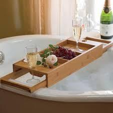 umbra aquala bathtub caddy 5 cool bathtub caddies for comfortable bathing shelterness