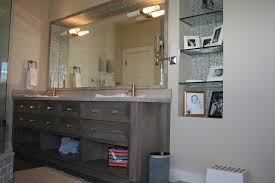 Bathroom Ideas Contemporary Popular Of Master Bathroom Mirror Ideas With Custom Bathroom
