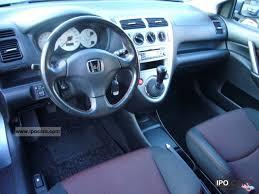 2005 honda civic specs 2005 honda civic 1 4 sport alu air top condition car photo